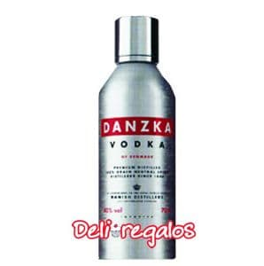 Vodka Danzka | Licores a Domicilio | Vodka Delivery | Vodka - Cod:VOD02