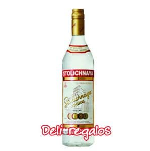 Vodka Stolichnaya | Licores a Domicilio | Vodka Delivery | Vodka - Cod:VOD04