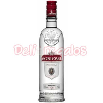 Volka | Volka Sobieski | Licores a Domicilio | Vodka Delivery | Vodka - Cod:VOD06