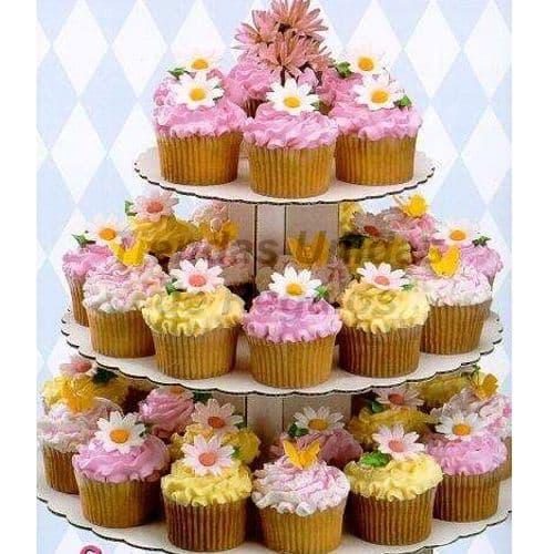 Mini tortas de Flores - Cod:WAM45