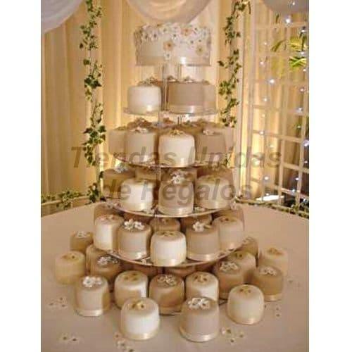Mini tortas para Bodas | Tortas para Bodas - Whatsapp: 980-660044
