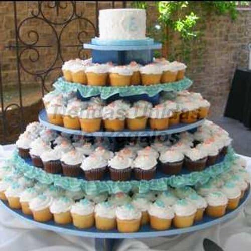 Torta Aniversario de Bodas | Mini tortas para Boda de plata - Whatsapp: 980-660044