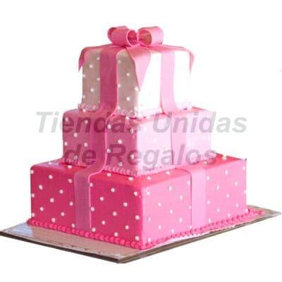 Tortas para aniversario - Cod:WAS10
