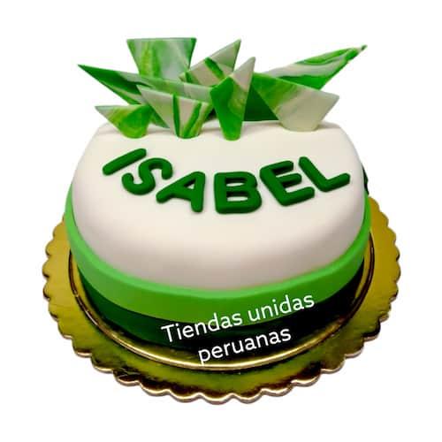 Torta en forma de Terno para Caballero - Cod:WAS27