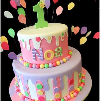 Torta Aniversario | Torta para Aniversario - Cod:WAS31