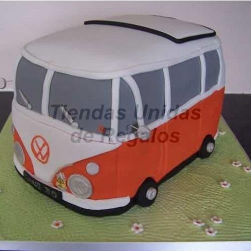 Torta Combi | Tortas con Autos | Tortas de Carros - Whatsapp: 980-660044