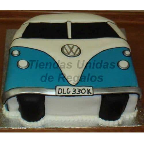 I-quiero.com - Torta Auto 24 - Codigo:WAU24 - Detalles: Deliciosa torta hecho a base de queque De Vainilla,   y manjar.  Med. 25 x 25 CMT, rinde para un aproximado de 25 porciones. - - Para mayores informes llamenos al Telf: 225-5120 o 476-0753.