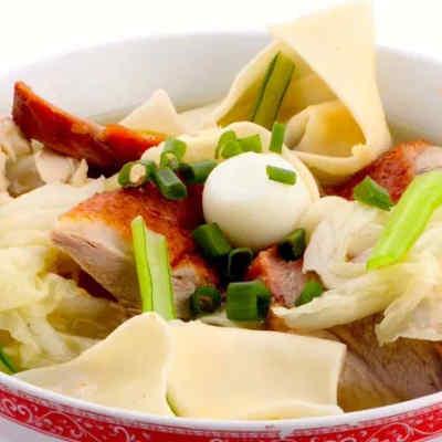 Sopa Wantan | Delivery de Sopas |  Sopa a Domicilio - Cod:WAZ09