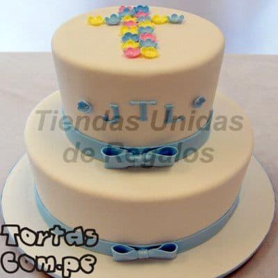 Bautizo tortas | Confirmacion Torta - Cod:WBC02