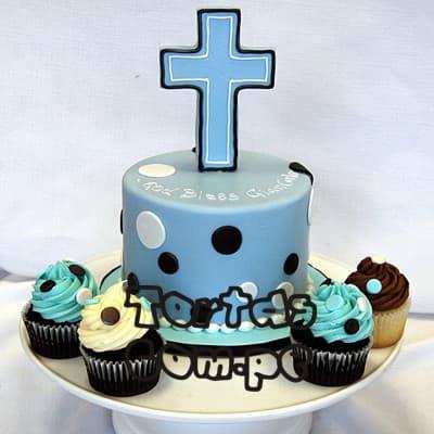 Torta Especial Religiosa 03 - Cod:WBC03