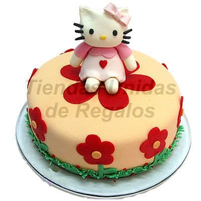 Torta Hello Kitty - Cod:WBE18