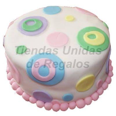 Torta para bebe - Cod:WBE37