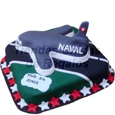 Torta Naval del Peru | Delivery de de Tortas en Lima | Tortas a Peru - Cod:WBE38