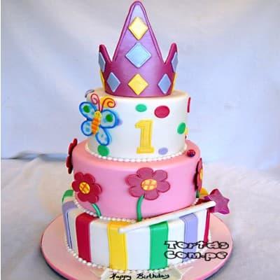 Torta Ada Magica | Delivery de de Tortas en Lima | Tortas a Peru - Cod:WBE46