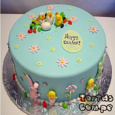 Torta de Pascuas - Whatsapp: 980-660044