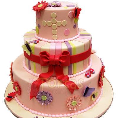 Torta para primera comunion - Whatsapp: 980-660044