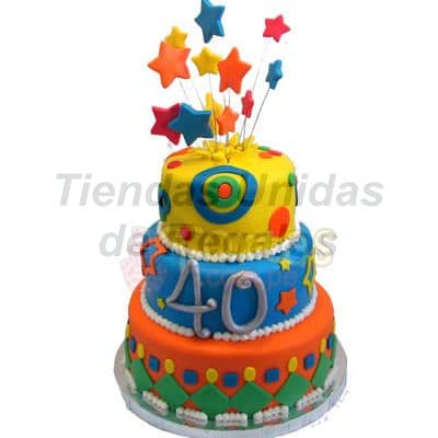 Torta Vintage | Delivery de de Tortas en Lima | Tortas a Peru - Cod:WBE67