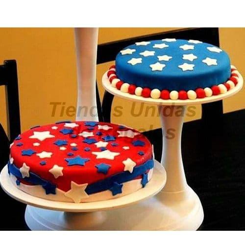 I-quiero.com - Torta Ni�o 68 - Codigo:WBE68 - Detalles: Delicioso queque De Vainilla   y decorada finamente en masa el�stica. Incluye 2 tortas de 25cm de di�metro cada una. No incluye porta torta. - - Para mayores informes llamenos al Telf: 225-5120 o 476-0753.