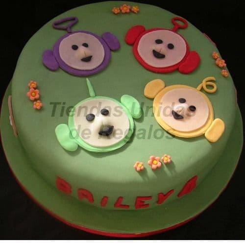 I-quiero.com - Torta Ni�o 73 - Codigo:WBE73 - Detalles: Delicioso queque De Vainilla   y, decorada finamente en masa el�stica, MED.20cm de di�metro. - - Para mayores informes llamenos al Telf: 225-5120 o 476-0753.