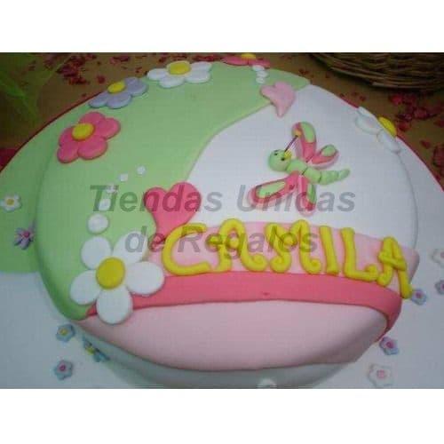 I-quiero.com - Torta Ni�o 74 - Codigo:WBE74 - Detalles: Delicioso queque De Vainilla   , decorada finamente en masa el�stica, MED.20cm de diametro. - - Para mayores informes llamenos al Telf: 225-5120 o 476-0753.