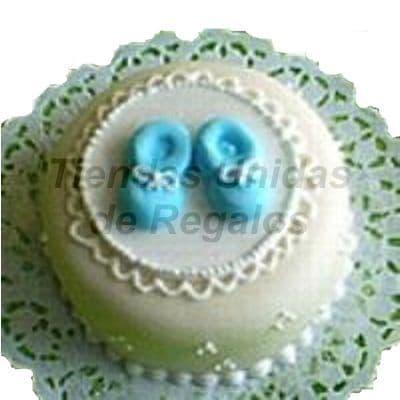 Torta Baby Shower 08 - Cod:WBS08
