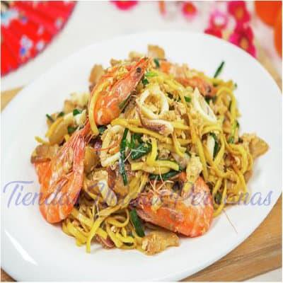 Combinado de Langostino | Restaurante Chifa Delivery - Cod:WCD04