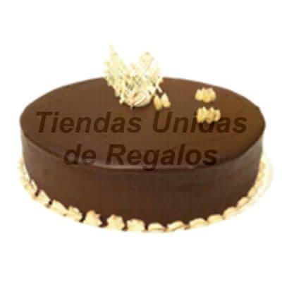 lafrutita.com - Torta especial de Chocolate  - Codigo:WCH04 - Detalles: Este producto contiene:   Delicioso Queque de Chocolate relleno con crema chantilly ba�ado por encima y por los lados con chocolate.Mide 25cm de diametro. Rinde 25porciones..  - - Para mayores informes llamenos al Telf: 225-5120 o 476-0753.