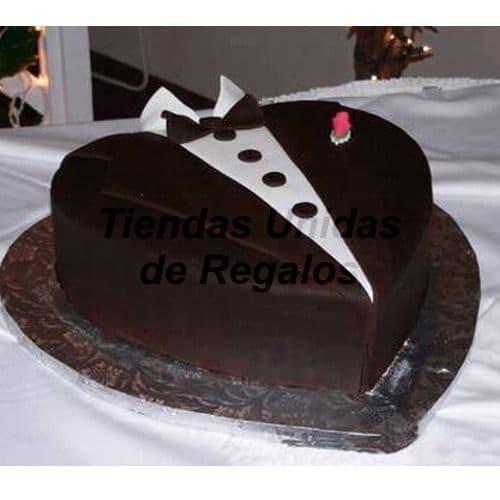Torta de Corazon - Cod:WCO04