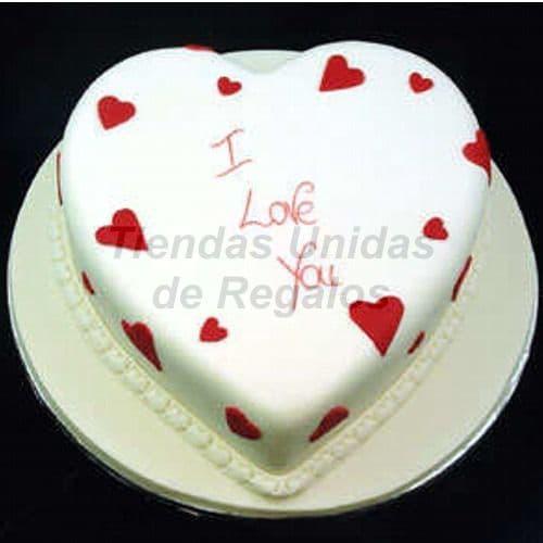 Torta para Enamorar - Cod:WCO05
