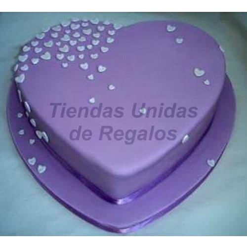 Torta para Enamorada - Cod:WCO07