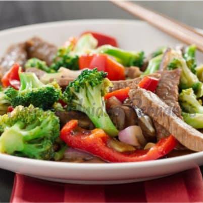 Carne de Res con Verduras | Chifa por Delivery | Chifas en Miraflores Delivery - Cod:WCR02