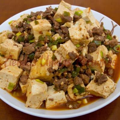 Mapo Taufu con Carne | Chifa por Delivery | Chifas en Miraflores Delivery - Cod:WCR05