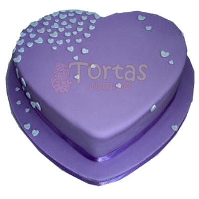 Torta especial para Dama  - Whatsapp: 980-660044