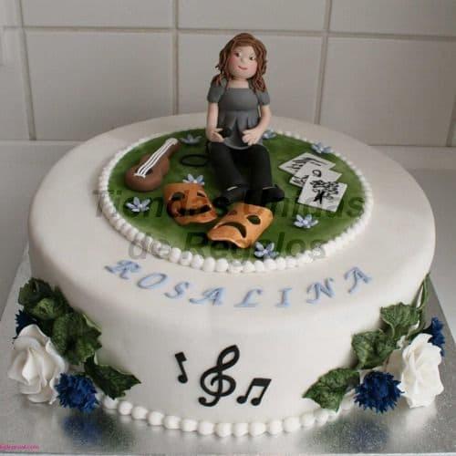 Tortas Delivery | Torta Dama Especial - Whatsapp: 980-660044