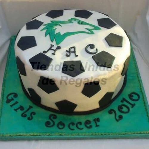 Tortas Football de tu equipo - Whatsapp: 980-660044