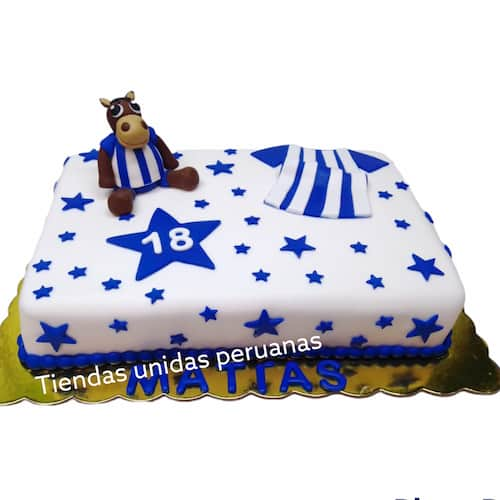 Torta Mundial de Football - Whatsapp: 980-660044