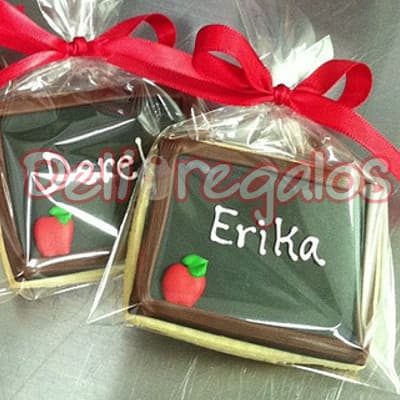 Regalos por Halloween | Halloween Galletas Decoradas - Cod:WHL02