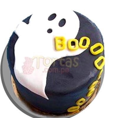 Halloween - Torta Fantasmita - Cod:WHL03