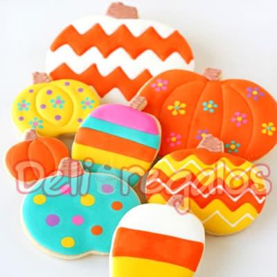 Galletas para Halloween | Halloween Regalos y Desayunos - Cod:WHL13