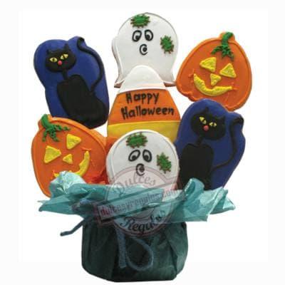 Galletas Hallowen 31 de Octubre | Halloween Regalos y Desayunos - Cod:WHL16