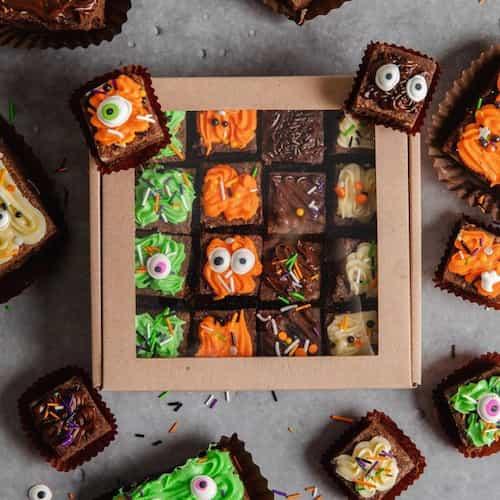Dia de la Cancion Criolla | Cupcakes | Halloween Regalos y Desayunos - Cod:WHL18