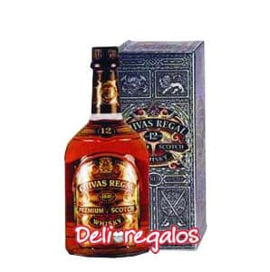 Whisky Chivas Regal - Cod:ENC06