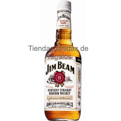 Deliregalos.com - Whisky Jim Beam  Americano Especial - Codigo:WIS08 - Detalles: Whisky Jim Beam Genuine Americano Especial.  Botella de 750ml - - Para mayores informes llamenos al Telf: 225-5120 o 476-0753.