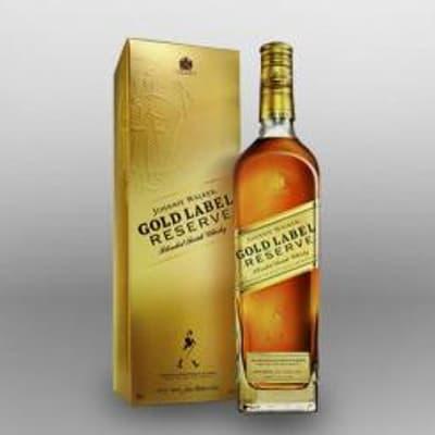 JOHNNIE WALKER | Whisky Etiqueta Dorada | Etiqueta dorada | Whisky Dorada - Cod:WIS10