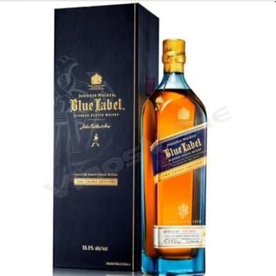 JOHNNIE WALKER Etiqueta azul - Cod:WIS11