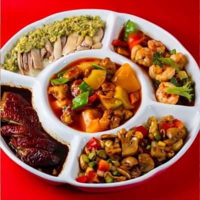 Chifa Delivery | Banquete para 3 | Delivery Chifa - Cod:WLK03
