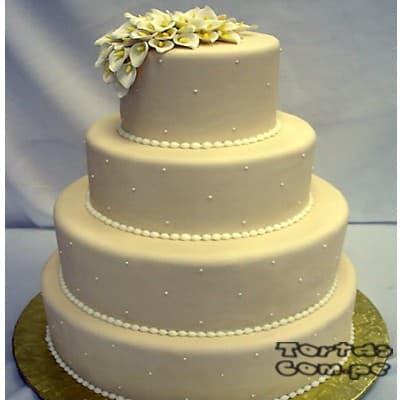 Torta de matrimonio | Tortas matrimonio | Tortas de Bodas | Torta para Bodas - Whatsapp: 980-660044