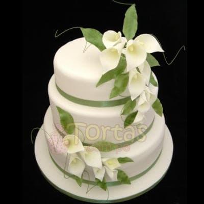 Torta Matrimonio 10 - Cod:WMA10