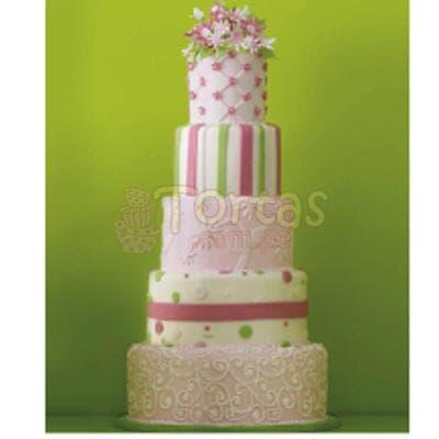 Torta Matrimonio 13 - Cod:WMA13