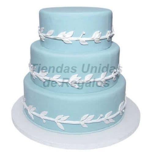 Torta Matrimonio 21 - Cod:WMA21